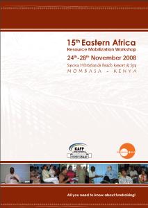 15th eastern africa