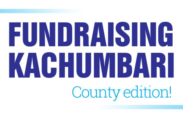 Fundraising Kachumbari