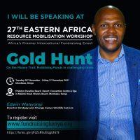 Speaker Edwin Wanyonyi 27th EARMW