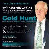 Speaker Richard Klopp 27th EARMW