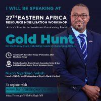 Speaker Sekoh Nyadiero 27th EARMW
