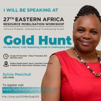 Speaker Sylvia Mwichuli 27thEARMW